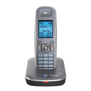 BT Sonus 1500/BT 7500 DECT Cordless Additional Handset & Charger (Refurbished)